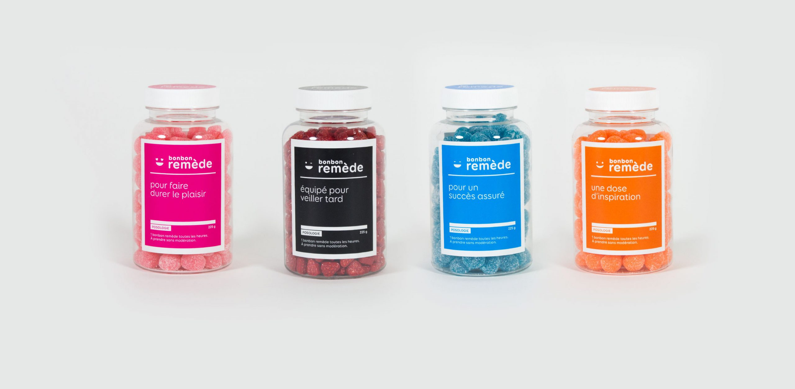 Exemples de produit   Bonbon remède