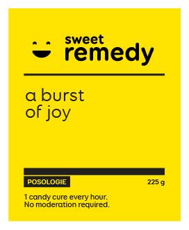 A burst of joy | Sweet remedy