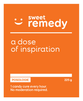 A dose of inspiration | Sweet remedy